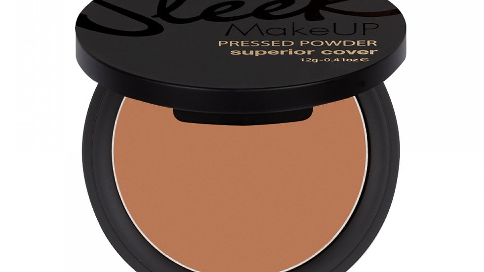 SLEEK - Superior Cover Pressed Powder in Tan
