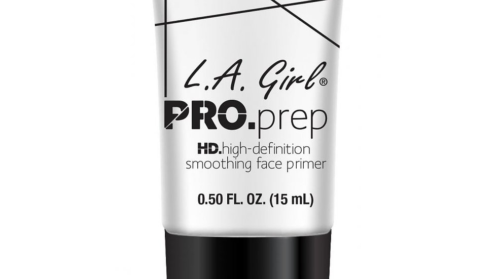 LA -GIRL- LA Girl Cosmetics Pro Prep HD Def. Clear Face Primer
