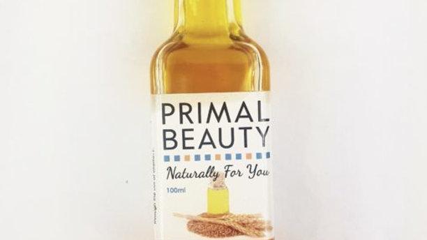 Wheatgerm Oil by Primal Beauty (100ml)