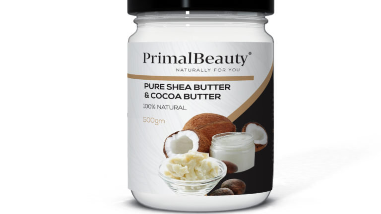 Primal Beauty Shea Butter with Cocoa Butter