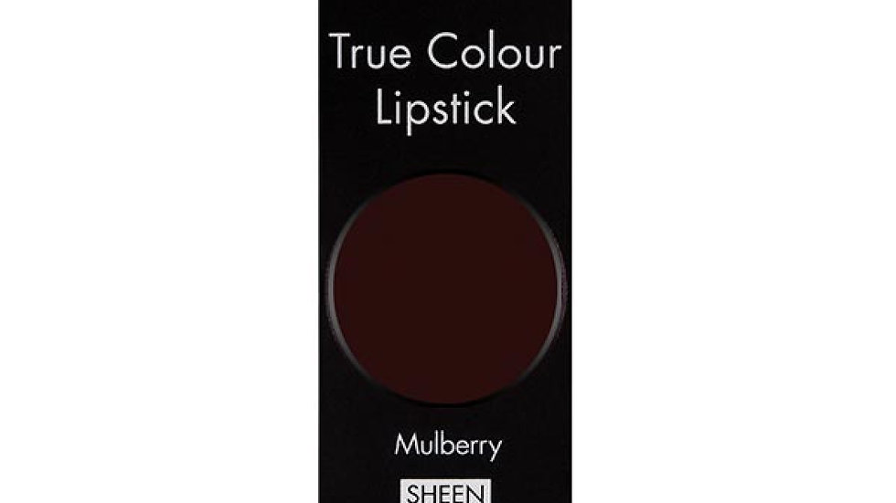 SLEEK - True Colour Lipstick in Mulberry