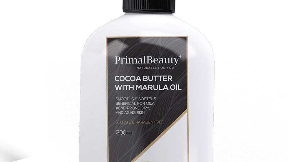 PRIMAL BEAUTY COCOA BUTTER LOTION