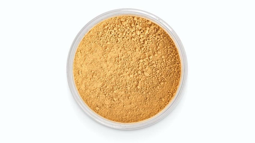 Jacque Mgido - SUPERFINE LOOSE POWDER - Mustard