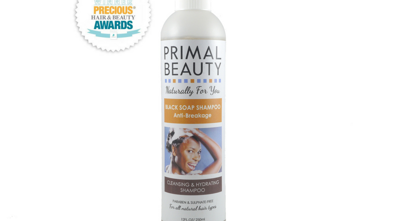 Primal Beauty Black Soap Shampoo – Best Haircare Brand (Precious Hair & Beauty A