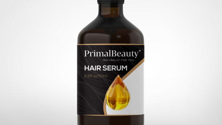 Primal Beauty Hair Repair Serum