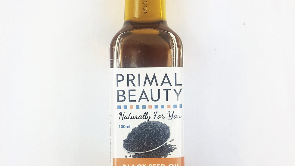 Black Seed Oil by Primal Beauty 100ml