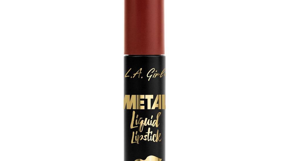LA Girl USA Cosmetics-Metal Liquid-Opulent