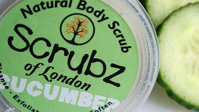 Scrubz Of London - cucumber