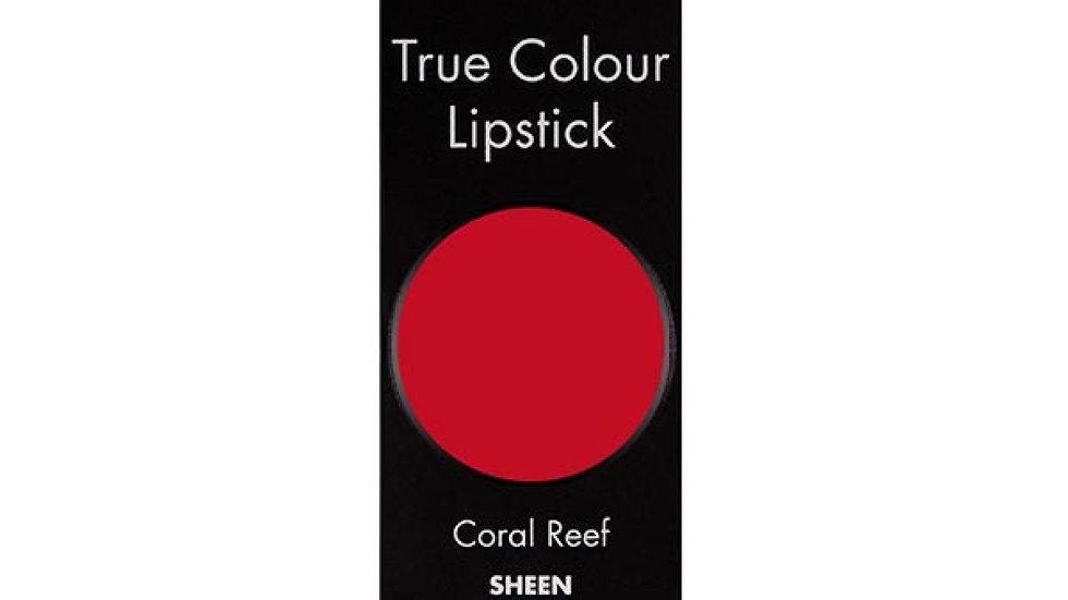 - True Colour Lipstick in Coral Reef