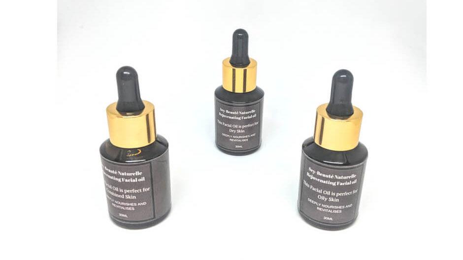 Sey-Beauté Naturelle Rejuvenating - Natural Plant Based Cosmetics