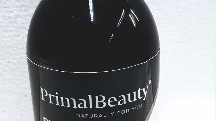 PRIMAL BEAUTY BLACK SOAP SHOWER CREME