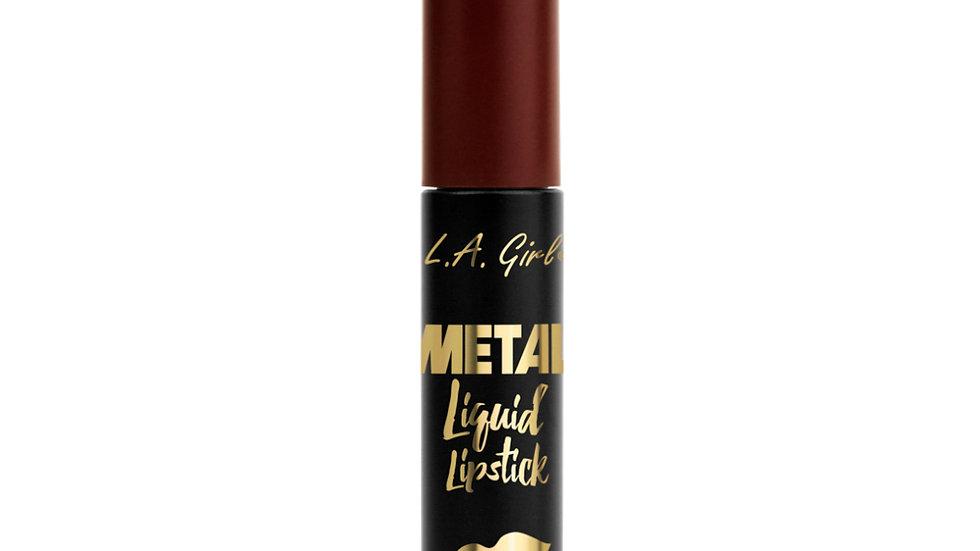 LA Girl USA Cosmetics-Metal Liquid- Bronzed