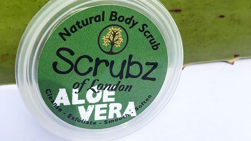 Scrubz Of London - Aloe Vera