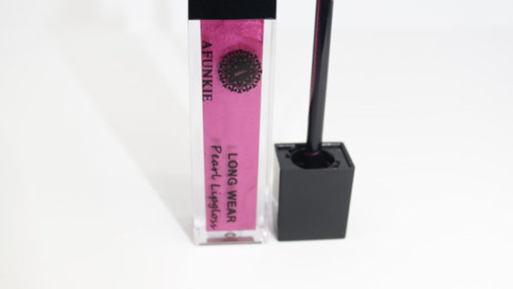 Afunkie Long Wear Pearl Lipgloss #9