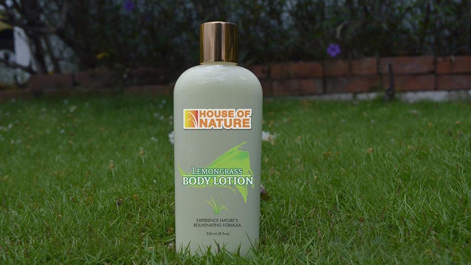 House Of Nature - Lemongrass- Body Lotion
