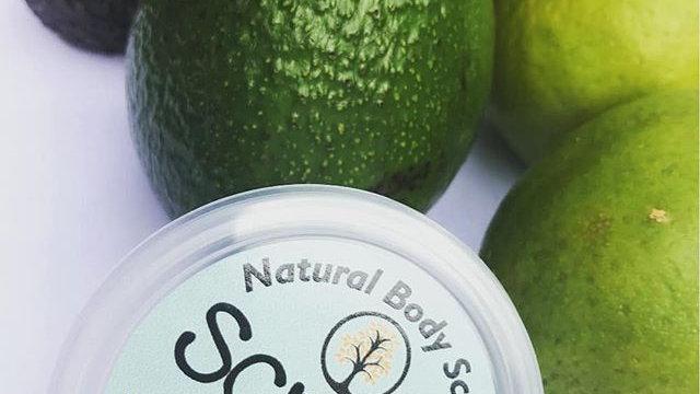 Scrubz Of London -Avocado & Lime