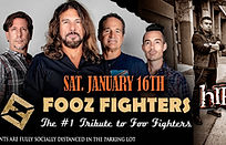 hIPNOSTIC- Fooz Fighters Tribute Canyon