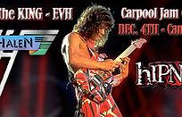 hIPNOSTIC- EVH Fan Halen Canyon Montclai