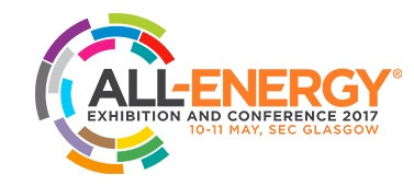 All Energy Event 10.-11.5.2017 Glasgow, Scotland Stand H05