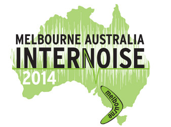 Welcome to Internoise 2014 in Melbourne in November
