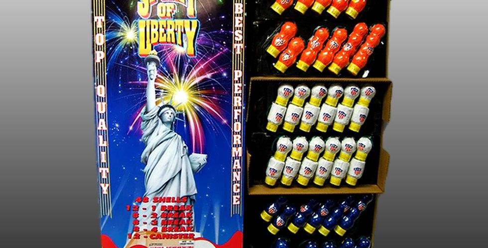 Spirit of Liberty Artillery Shells