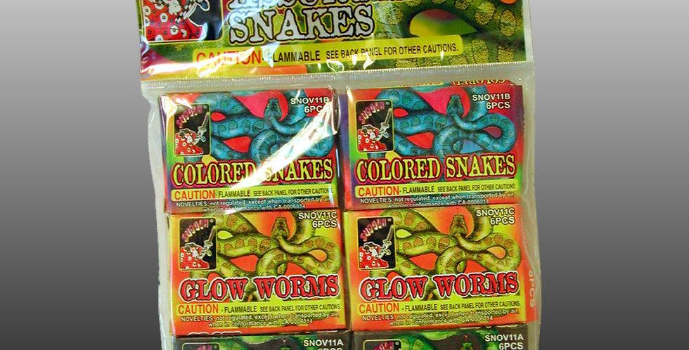 Snake Assortment Bag