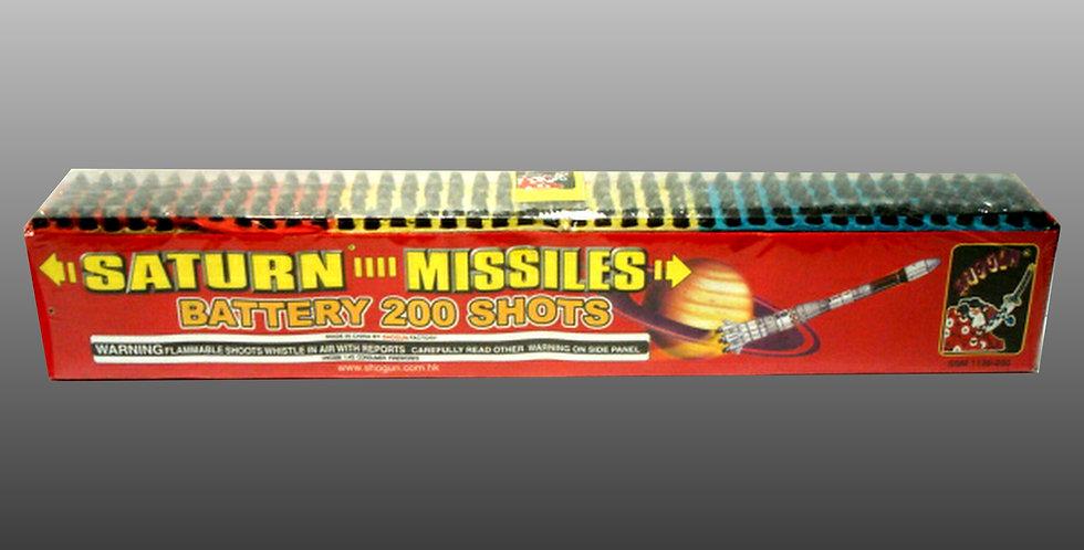 Saturn Missile Battery (200-Shot)