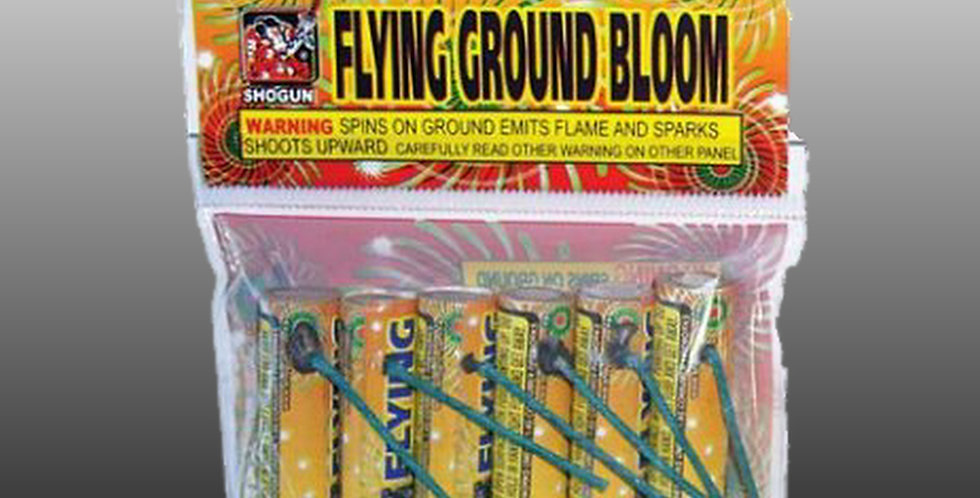 Flying Ground Bloom (6-Pc.)