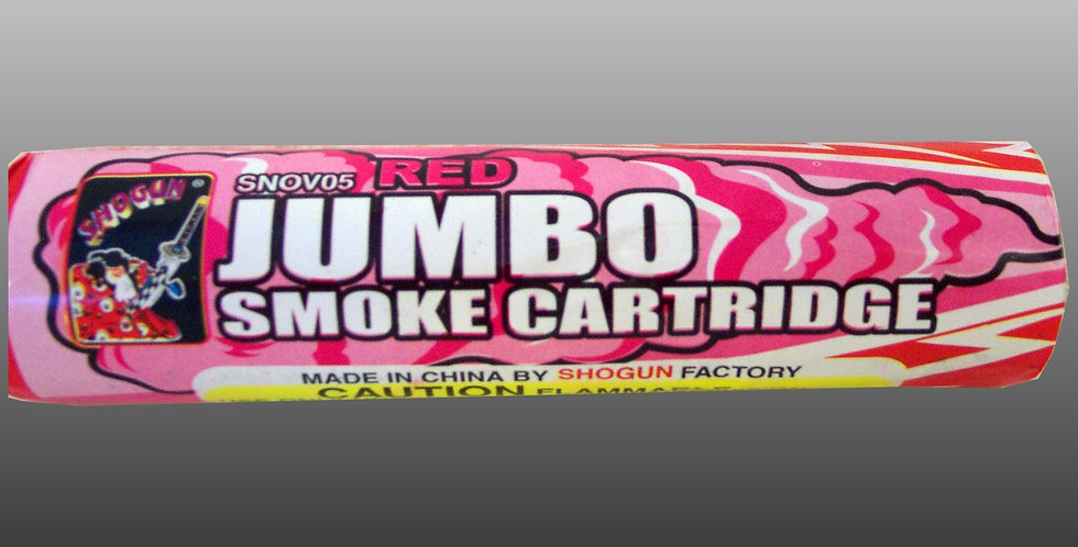Jumbo Smoke Cartridge