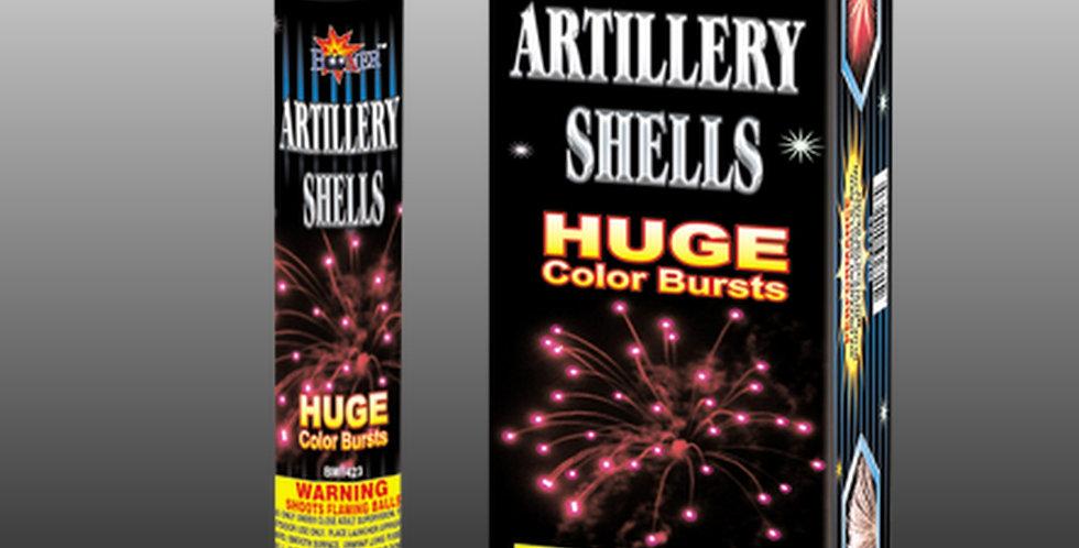 Artillery Slim Box (6-Shot)