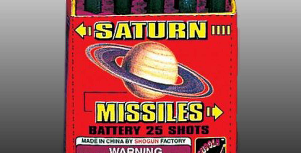Saturn Missile Battery (25-Shot)