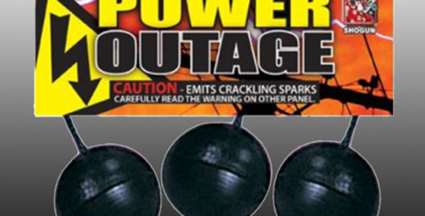 Power Outage (3-Pc.)