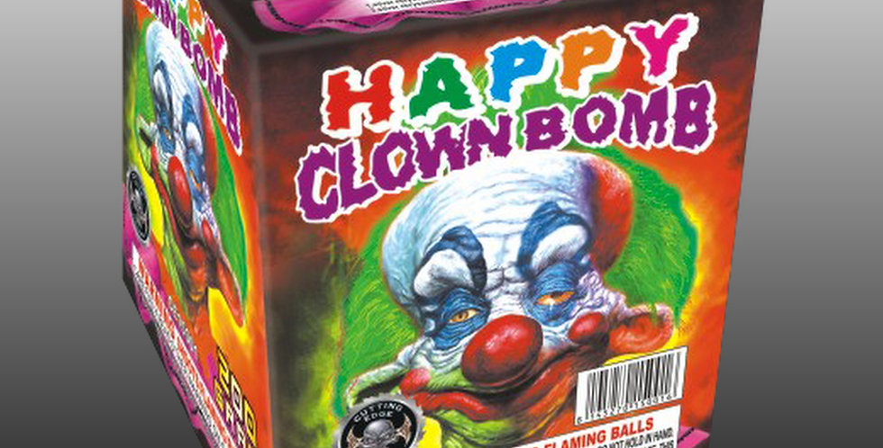 Happy Clown Bomb