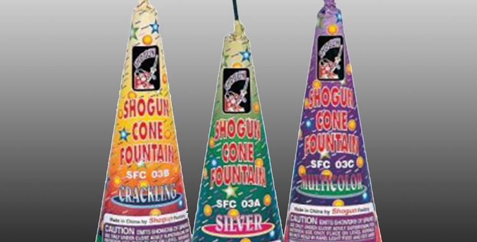 "7"" Shogun Cone"