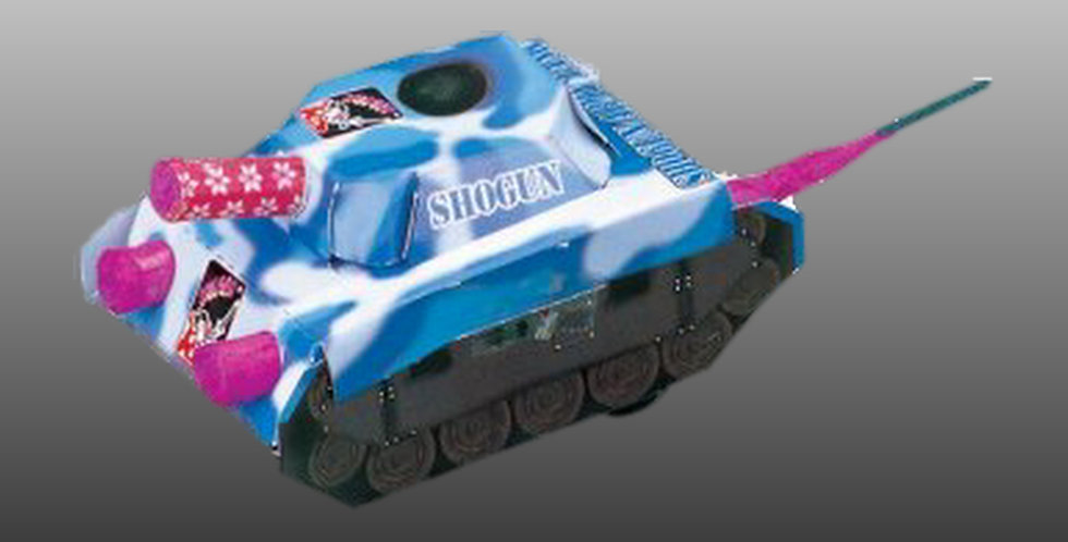 Shogun Tank (with Report)