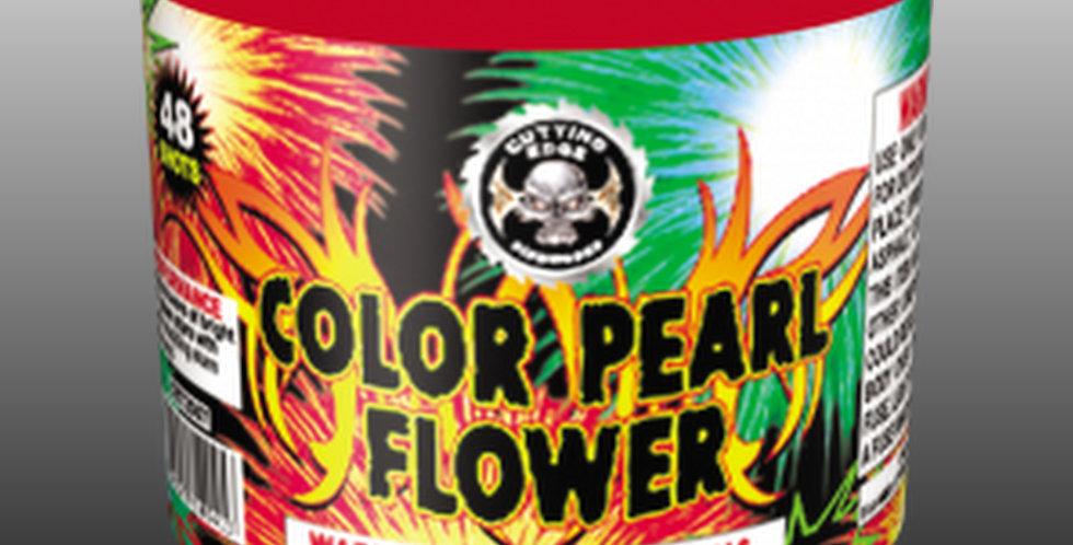 Color Pearl Flower (48-Shot)