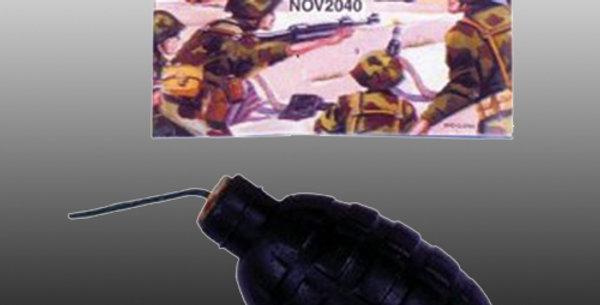 Smoke Grenade (Pull-Pin)