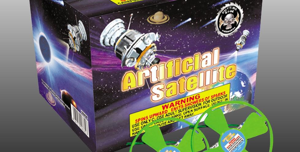 Artificial Satellite (12-Pc.)