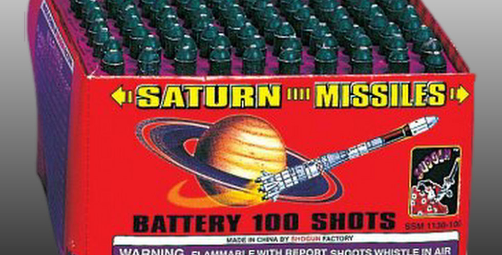 Saturn Missile Battery (100-Shot)
