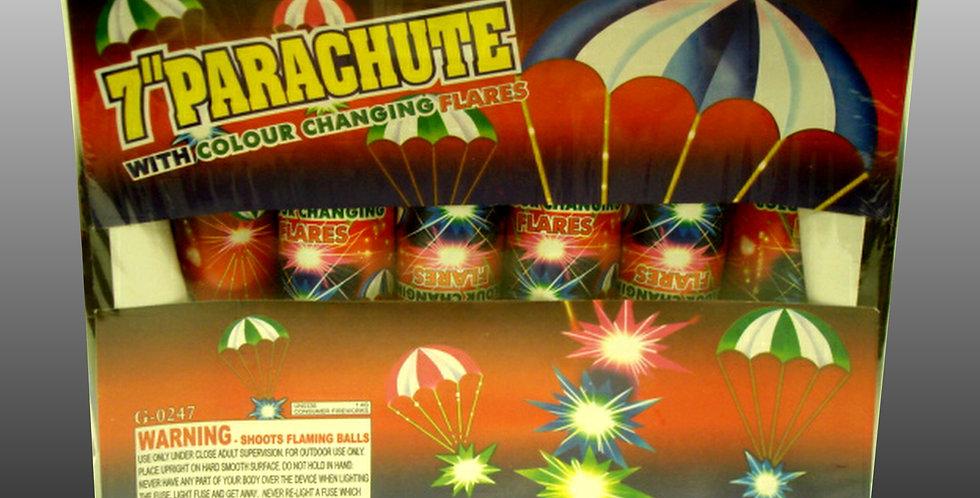 Parachute with Lantern