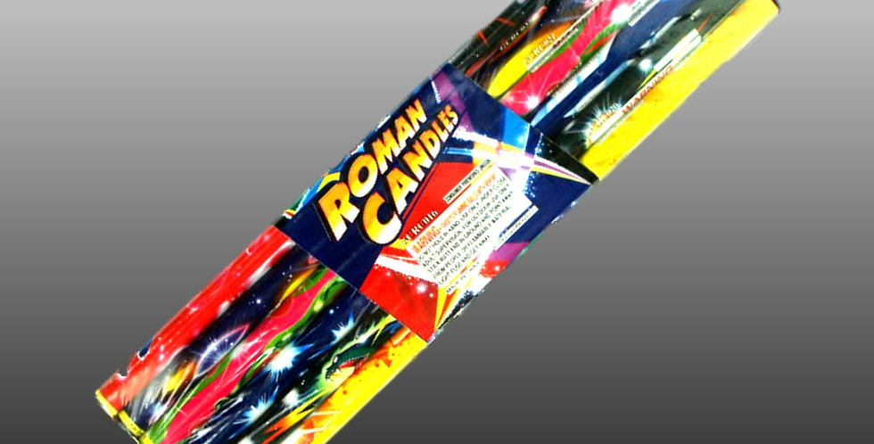 Roman Candle Variety Pack