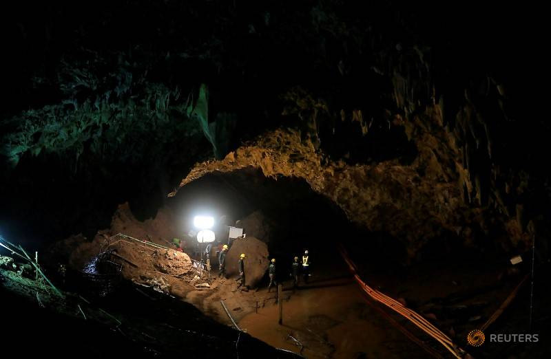 What Doctors Can Learn From Thailand Cave Rescue