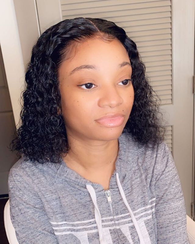 Lace Front Wig Install