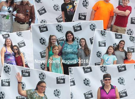Novel Reels August 2018 Event