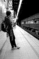 Jan Rakeseder @Train Station