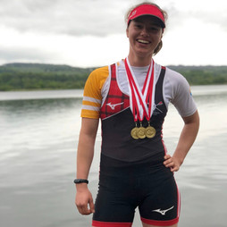 Women's Captain - Fiona Lapp