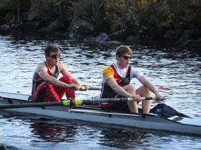 What's Rowing on in Your Head? - Alasdair Iredale