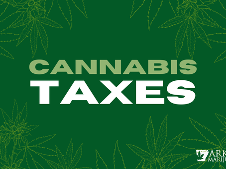 Senate Bill 465 Arkansas to Extend 4% Tax on Cannabis Sales
