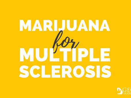 How Medical Marijuana Can Help Multiple Sclerosis