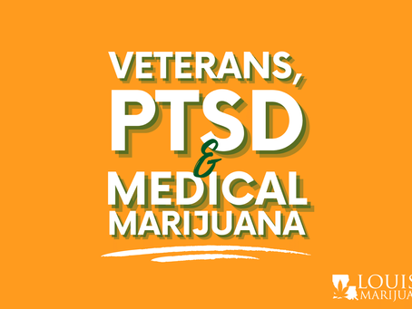 Medical Marijuana Can Aid Veterans With PTSD